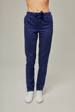 Medical trousers - Navy blue