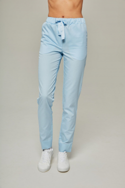 Medical trousers - Light blue
