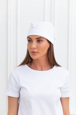 Шапочка - Белый