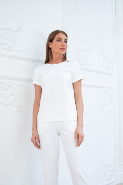 Топ Beauty - Белый