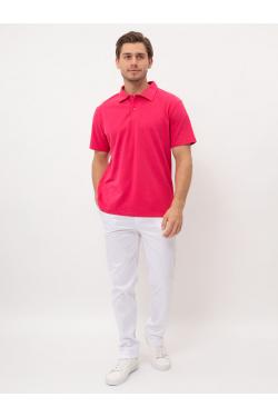 Polo shirt - Crimson