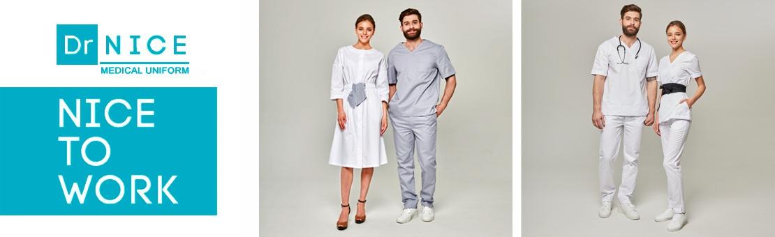 Каталог медицинской одежды DrNICE